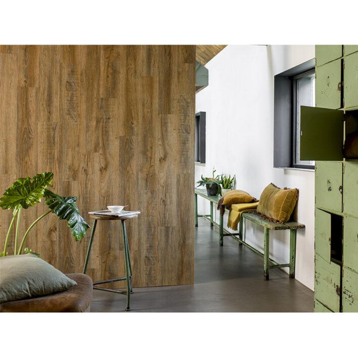 lame de bois mural