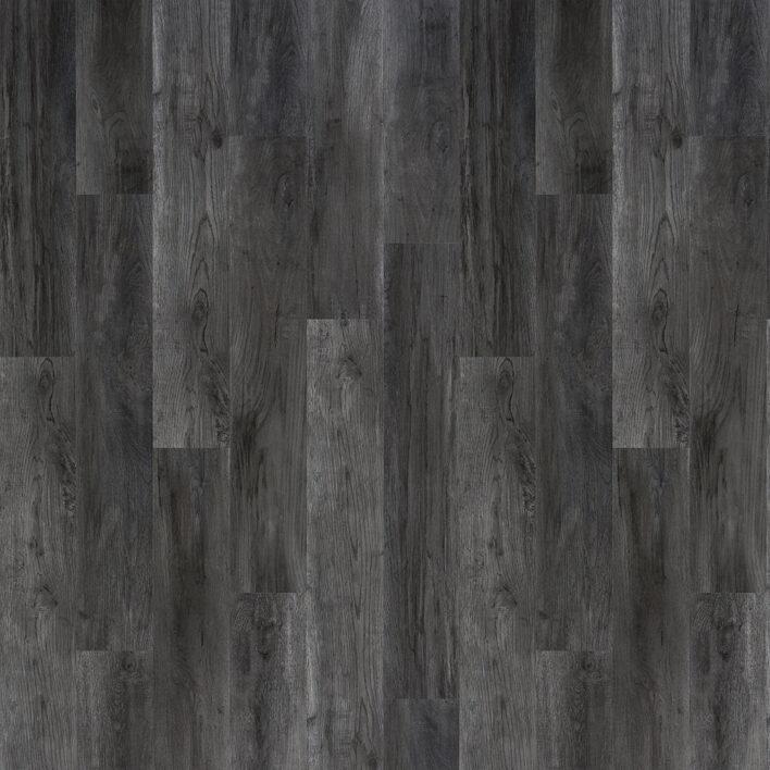 lame vinyle effet bois noir