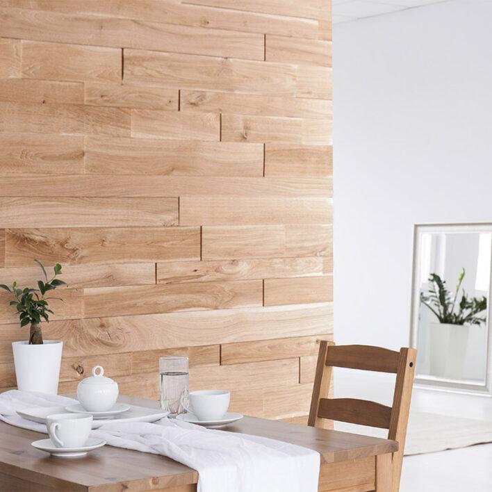 Mur bois décoratif Ozo