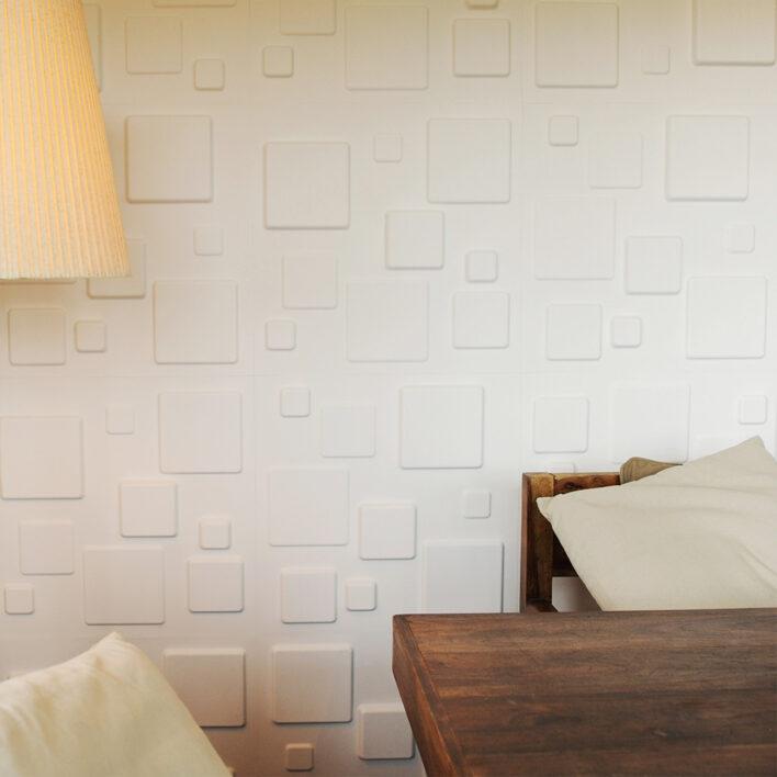 mur decoratif 3d