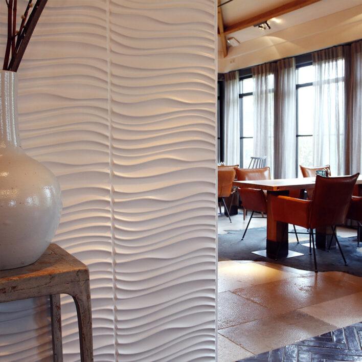 mur design 3d