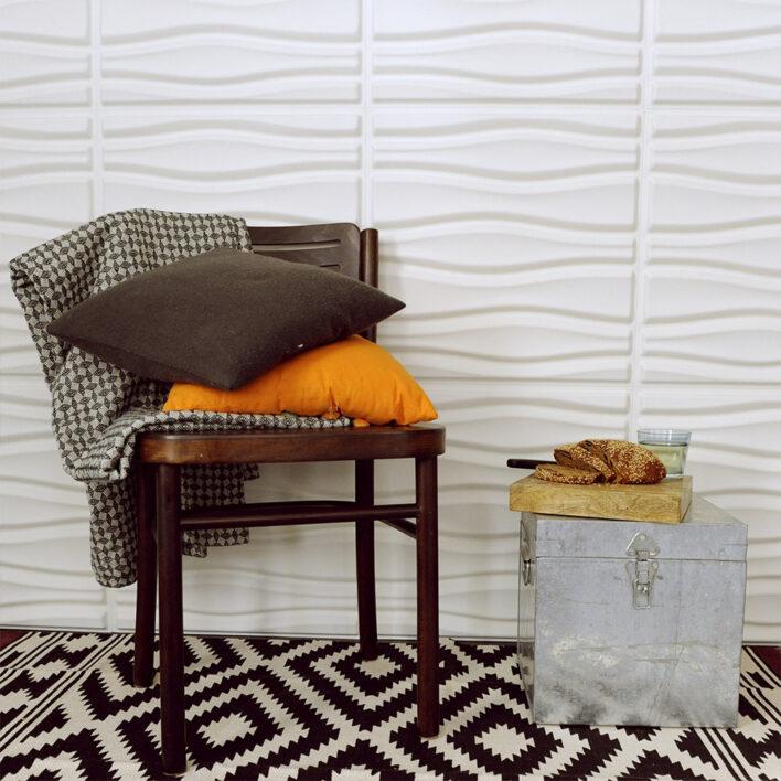 murs décoratifs 3d flows