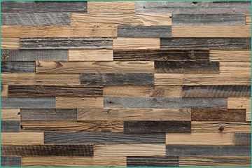 panneau mural bois largo