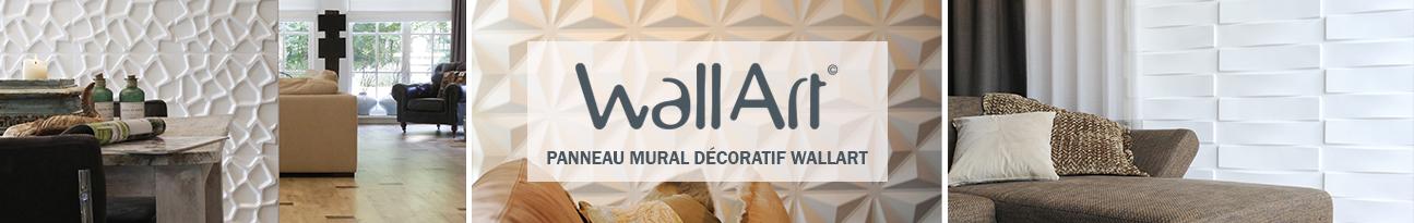 Panneau Mural Décoratif WallArt