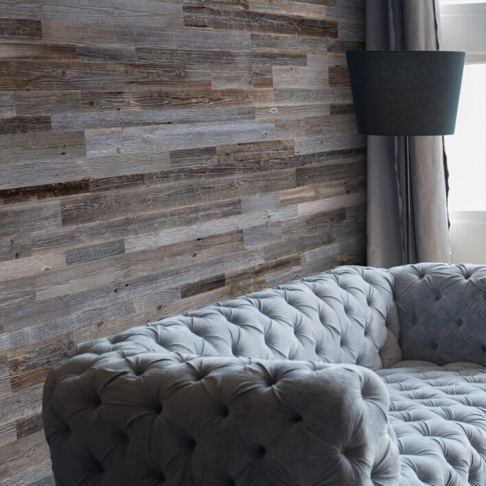 Panneaux muraux bois décoratif