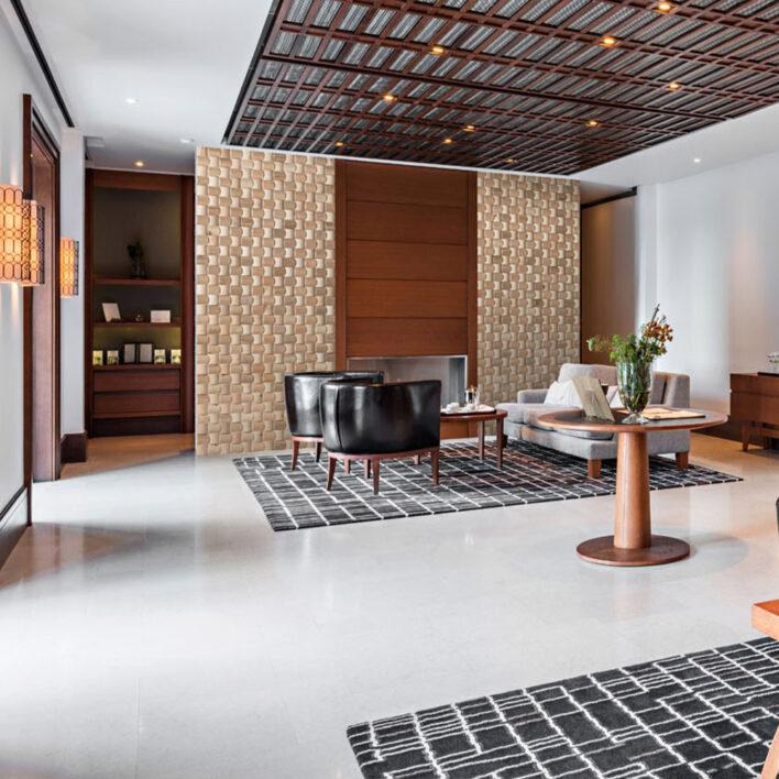 Parement bois intérieur décoratif Rubato