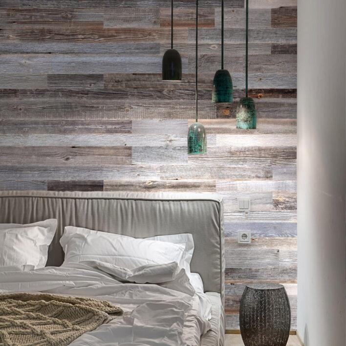 Parements muraux intérieur bois