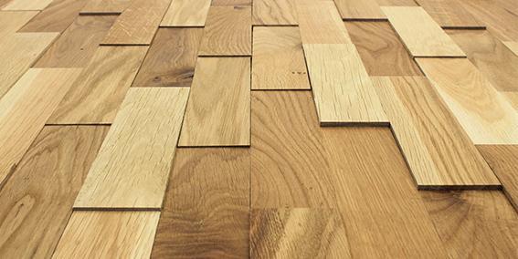 Plaquettes de parement en bois