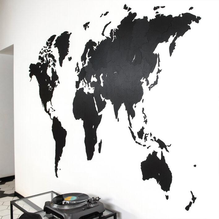 acheter mappemonde géante murale