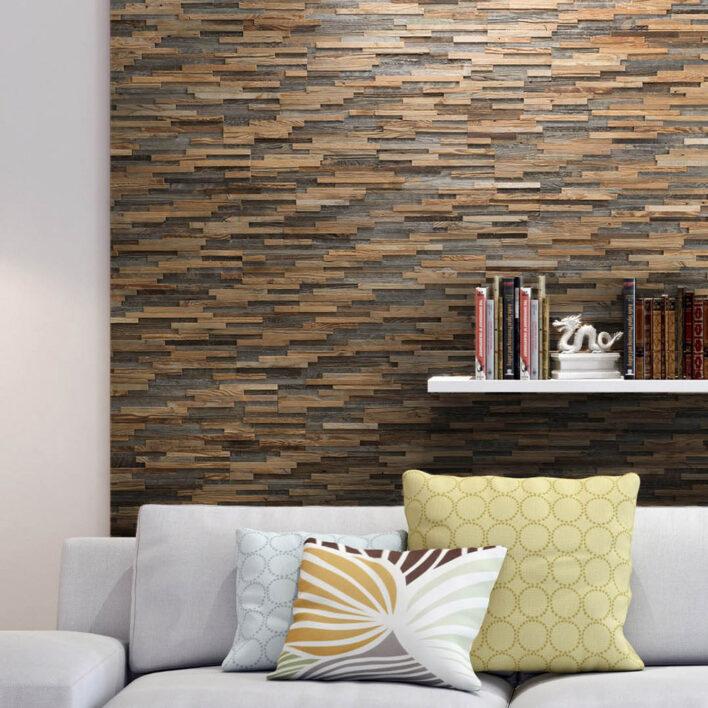 bardage bois intérieur design