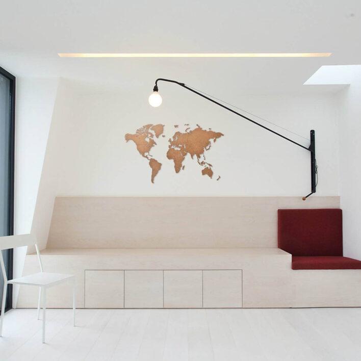 carte du monde maison du monde
