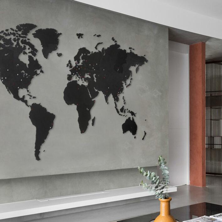 carte monde achat