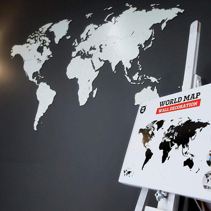 carte monde world map