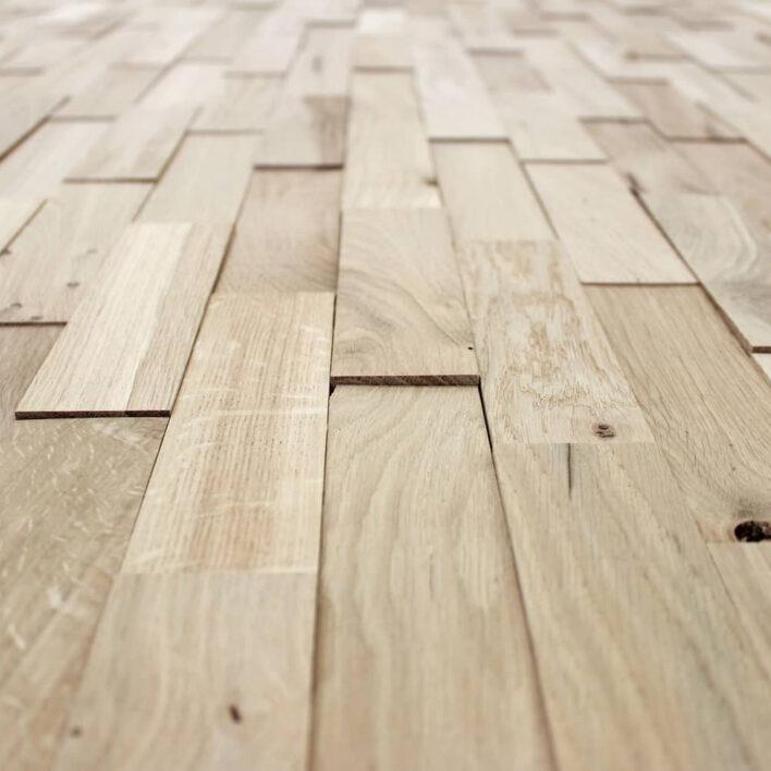 mur parement en bois