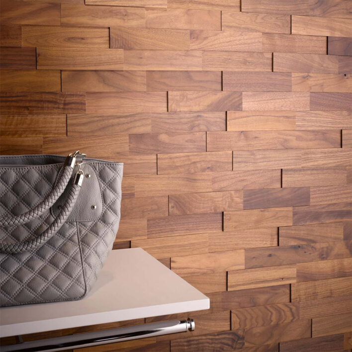Parement bois intérieur décoratif