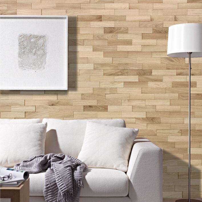 Parement bois mural intérieur