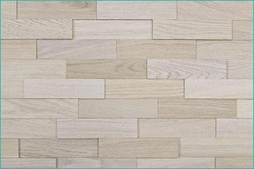 plaquettes de parement bois chêne arctique