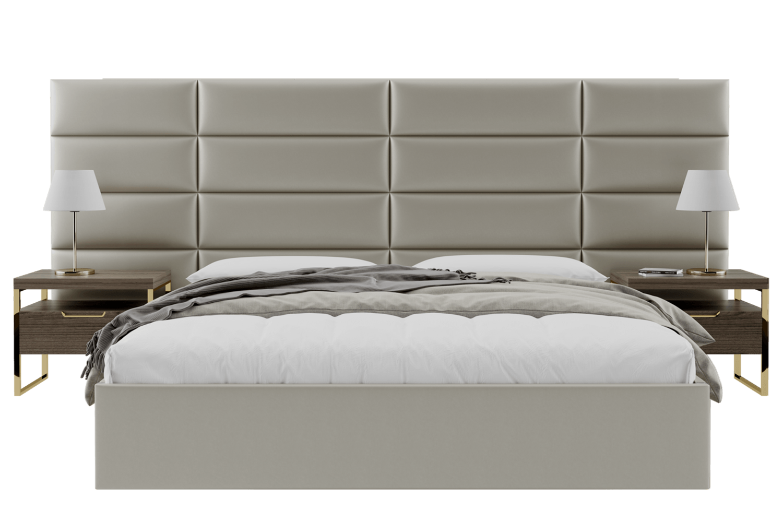 Tête de lit vant panels hotel
