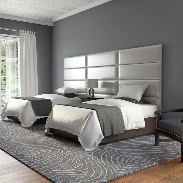 Tete de lit luxe design
