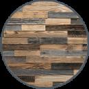 bardage bois intérieur